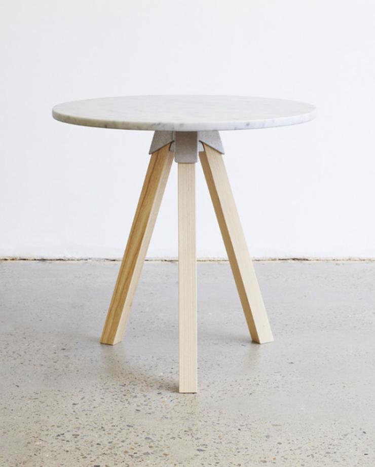 3 Leg Wooden Chair